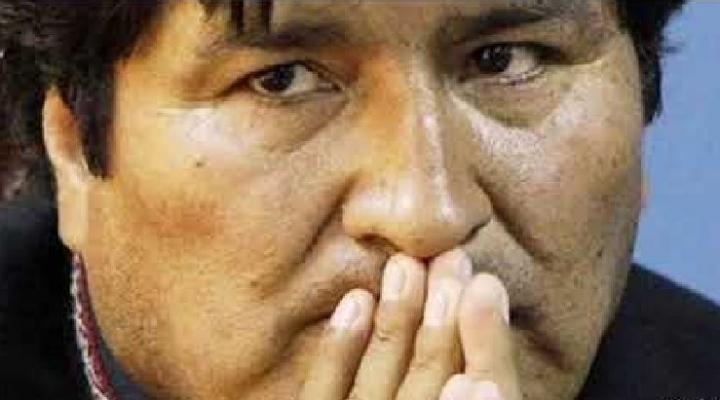 """El mito de Evo Morales como """"el alfa y omega"""" del MAS se diluye"""