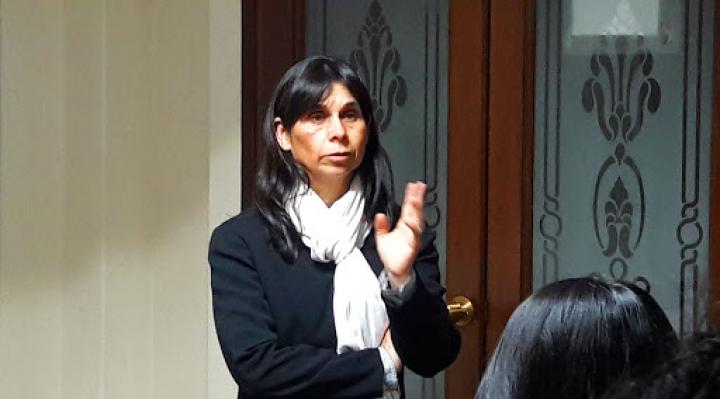 """TSE suspende a vocal Rosario Baptista por la """"posible comisión de faltas graves y muy graves"""""""