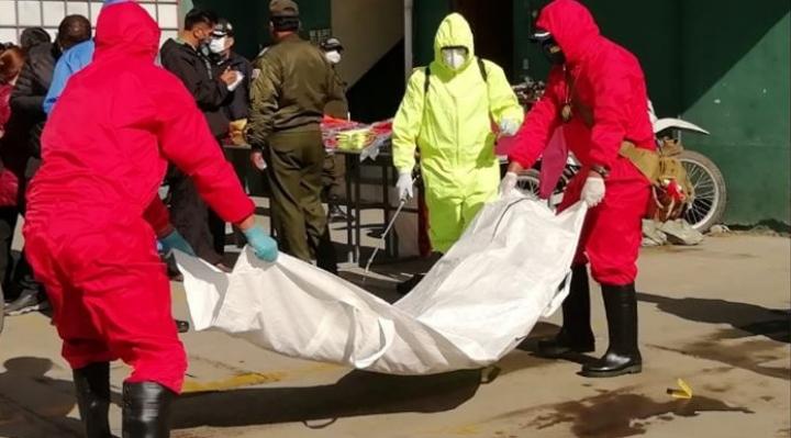 U Johns Hopkins señala que Bolivia es séptima en el mundo con mayor tasa de letalidad, vocero dice que ha bajado