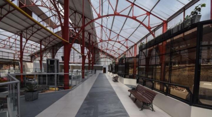 Terminal de Buses La Paz estrena segundo nivel, patio de comidas y ascensor