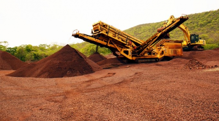 Reanudan operaciones del Mutún con una inversión de $us 466 MM