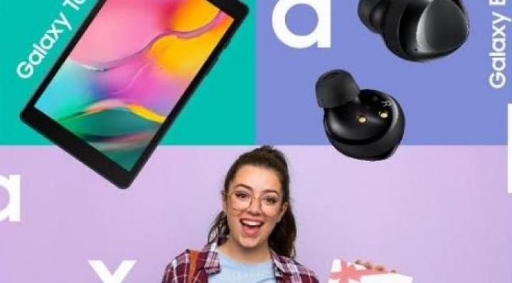 Samsung acompaña el regreso a clases con tecnología y premios