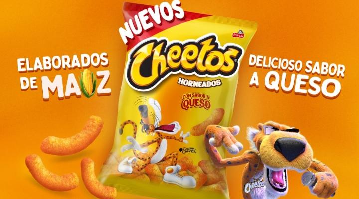 Pepsico lanza su producto Cheetos en Bolivia que se producirán y distribuirán desde Cochabamba