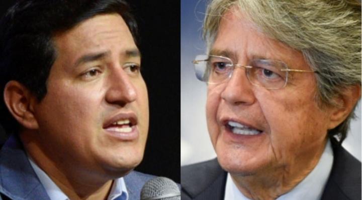 Elecciones en Ecuador: Andrés Arauz y Guillermo Lasso se disputarán la presidencia en segunda vuelta