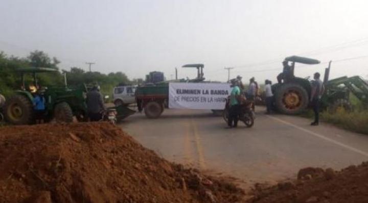 Gobierno enfrenta semana de movilizaciones y protestas de por lo menos cinco sectores
