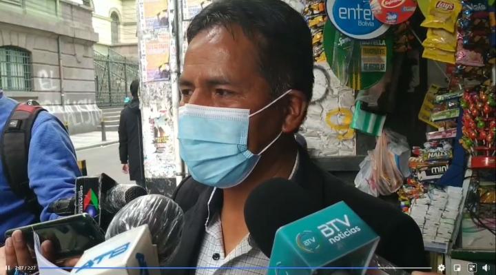 """Concejal del MAS presenta denuncia penal contra Ciesmori por """"inducir"""" el voto en 2020"""