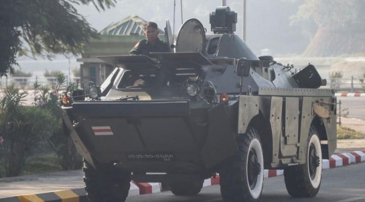 Bolivia se alinea con Rusia, China y Venezuela en apoyo al golpe militar en Birmania