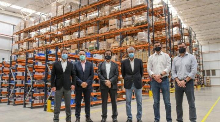 Finilager inaugura el centro corporativo más moderno de Bolivia