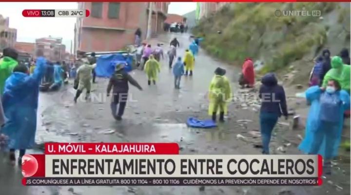 "Adepcoca anuncia bloqueos de ""mil esquinas"" la próxima semana"