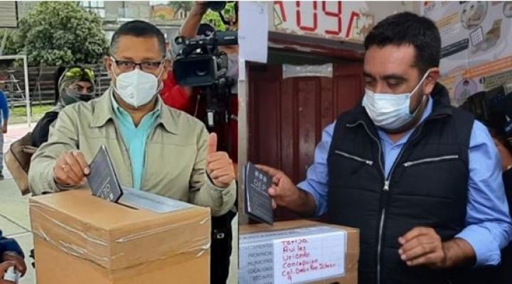 """Sobre acarreo de gente en Bermejo, Montes afirma que """"entran gauchos"""" y Ruiz dice que es """"montaje"""""""