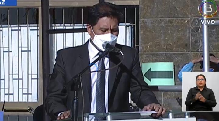 Gobierno da inicio a la prueba piloto de vacunación masiva contra Covid-19 en La Paz y El Alto