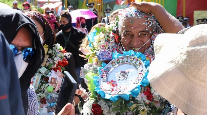 Arias anuncia que su primera acción como alcalde de La Paz será enfrentar la pandemia