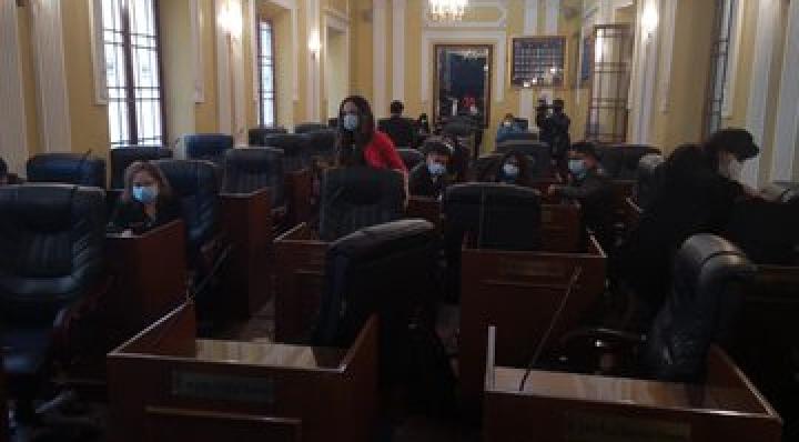 Pleno de la Asamblea de La Paz debatirá si toma posesión de Quispe como Gobernador