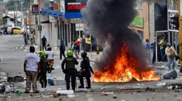Violencia en Colombia: reporte oficial registra 548 desaparecidos y 26 fallecidos en 10 días de protestas