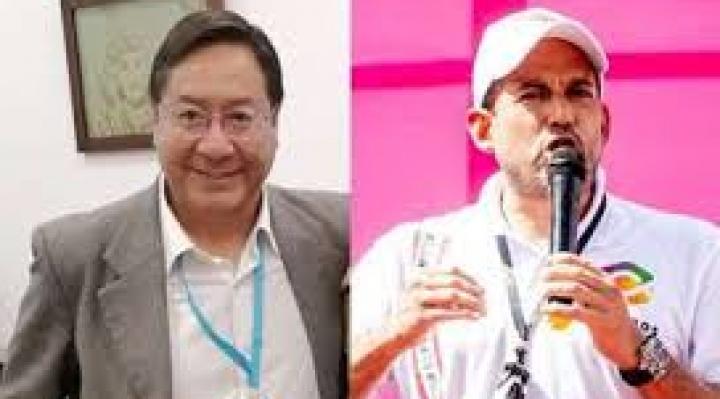 Camacho pide reunión a Arce para hablar de salud, economía y censo