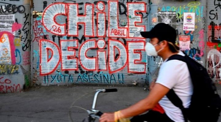 """""""El proceso Constituyente de Chile es un ejemplo de esperanza para América Latina y el resto del mundo, y puede ser como Escandinavia"""""""