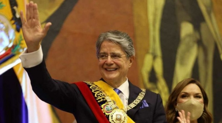 Guillermo Lasso, el exbanquero que asumió la presidencia de Ecuador en medio de la peor crisis económica y de salud