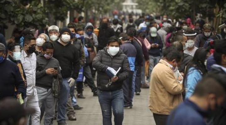 Latinoamérica en crisis por evolución de la pandemia; Bolivia está entre los países con pico alto