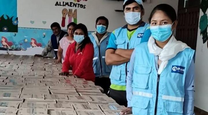 Kimberly-Clark realiza donación de más de 14 mil jabones Scott en spray