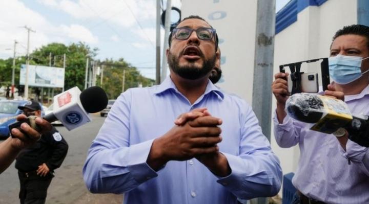 Arrestan en Nicaragua a los opositores Félix Maradiaga y Juan Sebastián Chamorro, otros posibles contrincantes electorales de Daniel Ortega