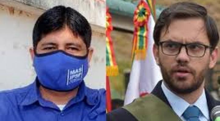 """Diputado del MAS cree que Del Castillo se """"excedió un poco"""" y que debe ser investigado"""
