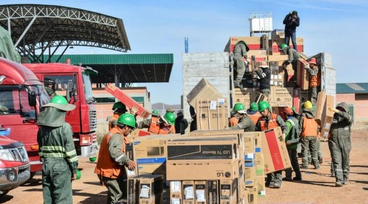 El Banco Mundial analizará el impacto del contrabando en Bolivia en un foro internacional