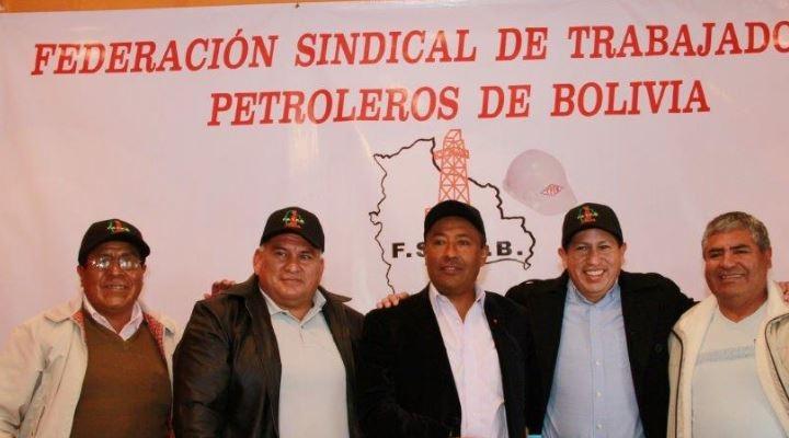 Trabajadores petroleros denuncian que la COB avaló despidos en el sector público