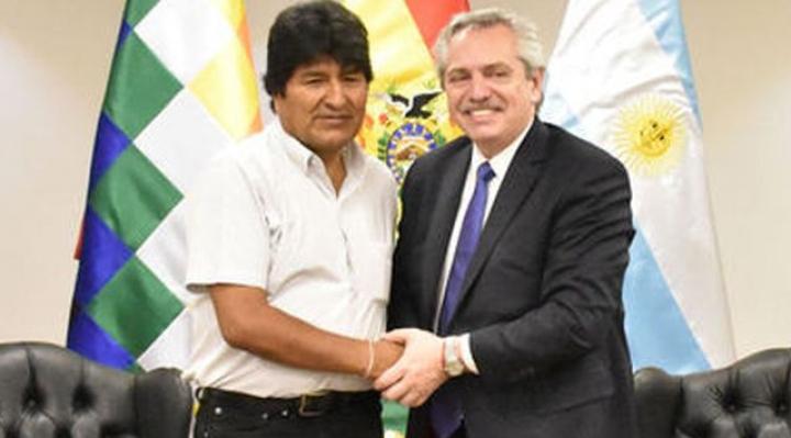"""Los """"alacranes"""" permanecieron ocho meses en Bolivia, siete meses en el gobierno de Alberto Fernández"""