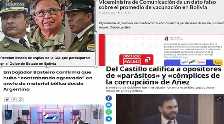Cedib alerta uso frecuente de medios estatales para divulgar noticias falsas y justificar persecución