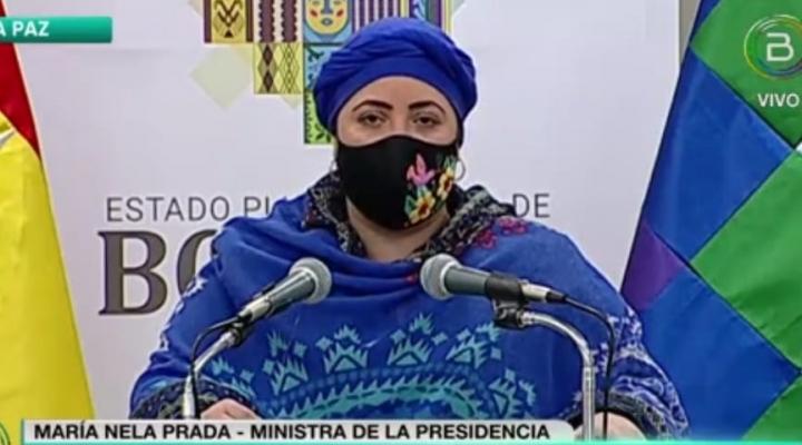 En plena pandemia, Bolivia envía 20 toneladas de jeringas, alimentos e insumos a Cuba