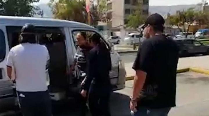 Milena Soto, tercera privada de libertad de la Resistencia Juevenil Cochala