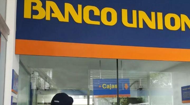 Banco Unión brindará atención al público los domingos y feriados en ciudades del eje