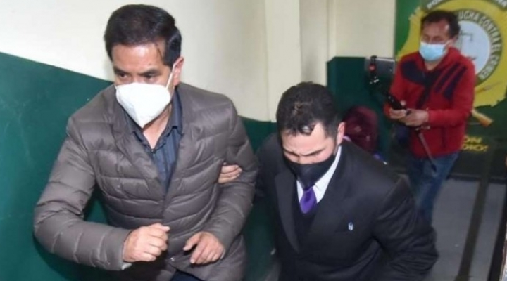 Justicia encarcela al general Rodolfo Montero por muertes en Senkata