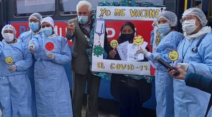 """Copa culpa a los """"antivacunas"""" por el descenso de la inmunización en El Alto"""