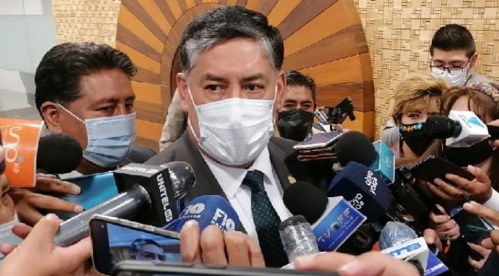 Lanchipa afirma que Añez permanecerá en la cárcel por un segundo proceso