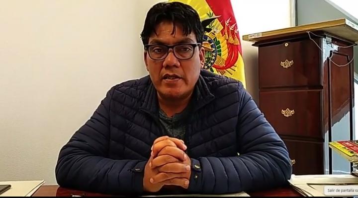 Diputado del MAS pide a plataformas adoptar medidas lícitas, sino advierte problemas con la ley