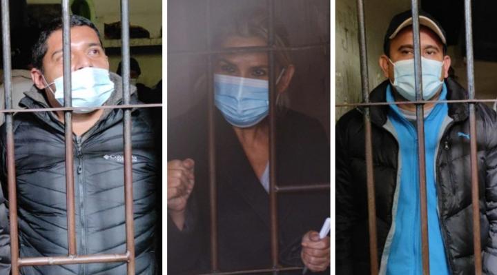 """Caso """"golpe de Estado"""": Fiscalía pide otros 6 meses de detención para Añez y 4 procesados"""
