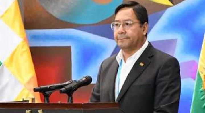 El presidente Arce asistirá a encuentros de la Celac y la ONU