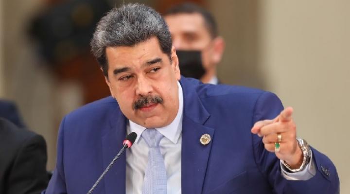 Interpelado en la Celac, Maduro pide fecha y hora para debatir con Abdo y Lacalle Pou