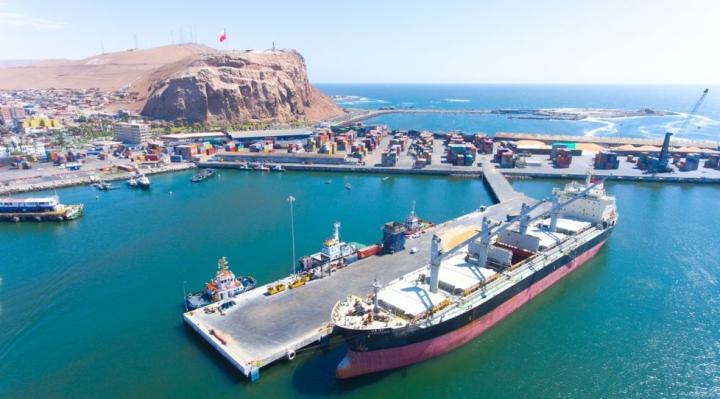 Puerto de Arica considera insuficiente el pago de la ASPB y anuncia cobro anticipado