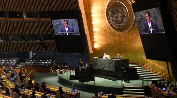 Arce aprovecha la ONU para plantear a los multilaterales el refinanciamiento o alivio a la deuda