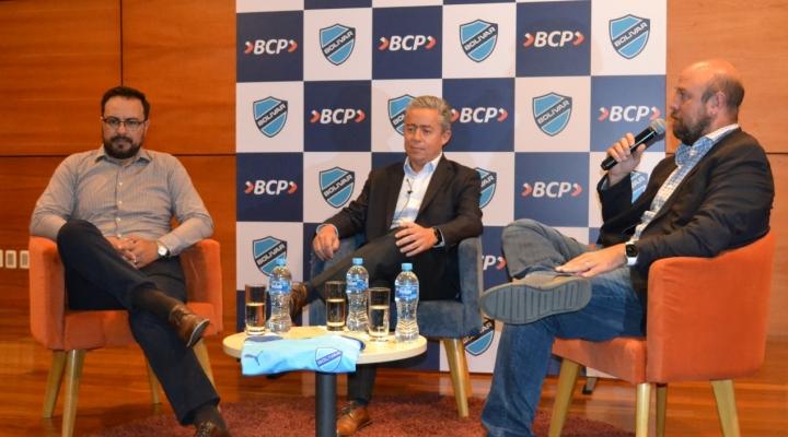 El BCP hace equipo con Bolívar y ofrece créditos para hacerse socio del club
