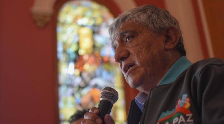 """Ante citación de la Fiscalía, Arias denuncia """"persecución judicial"""""""
