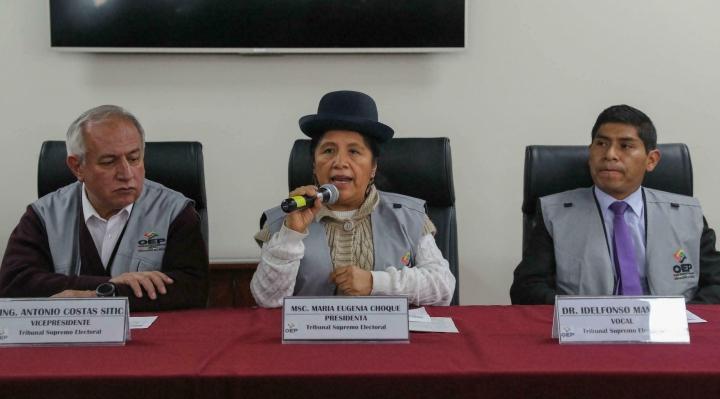 Caso fraude electoral: Fiscalía General ratifica sobreseimiento a favor de exvocales del TSE
