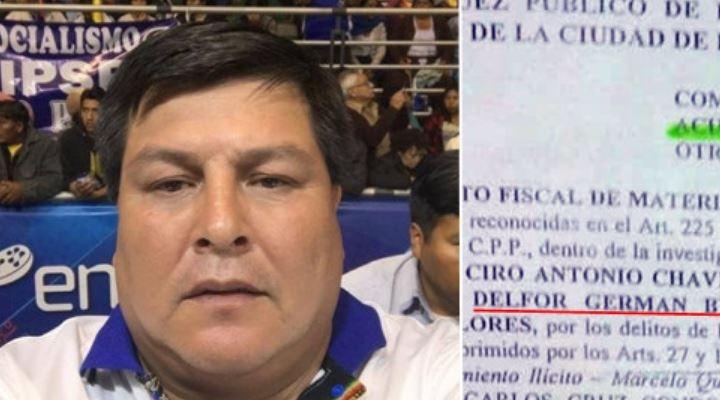 Un alcalde del MAS amenaza con procesar a un periodista por publicar un hecho de corrupción