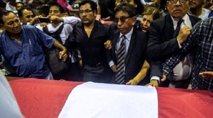Muerte de Alan García: la carta de suicidio que dejó el expresidente peruano