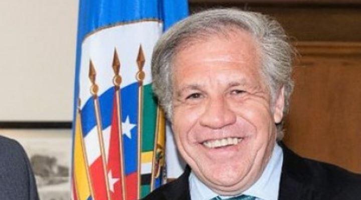 Mesa confirma que se reunirá con Almagro para conversar sobre el 21F