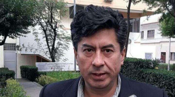 Exmagistrado Orlando Ceballos cumplirá detención en domicilio de sus padres