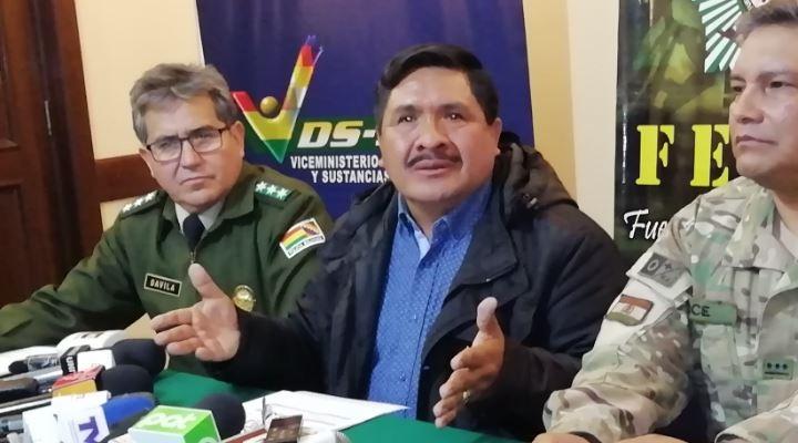 """Zar antidroga alerta de un """"problema serio"""" en el país, jueces liberan al 80% de narcos en dos meses"""