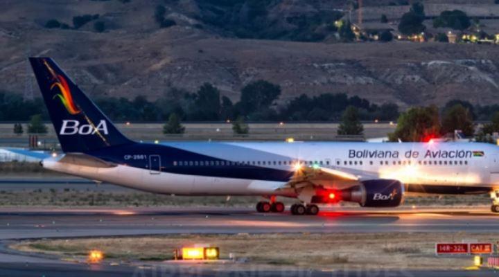 """Evo afirma que """"preocupa a todos"""" incidentes con aviones del BoA y cree que algunos están """"avanzados"""""""